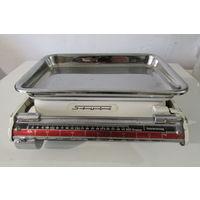 Весы механические уникальные точные Stube Германия 60-х
