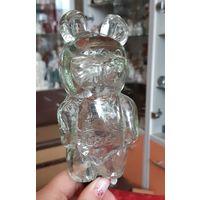 Статуэтка (бутылка из-под одеколона) Олимпийский Мишка, СССР