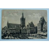 "Открытка города ""Trier"" 20-е годы. Германия"