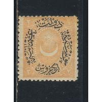 Турция Османская Имп 1882 Вып Дюло Тип VI Стандарт  #43**