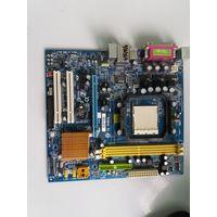 Материнская плата AMD Socket AM2/AM2+ Gigabyte GA-M61SME-S2 (906367)