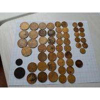 55 монет дореформы в лоте полкопейки 1928 года