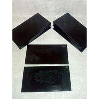Чёрное стекло С-4 С-5 для сварки сварочной маски светофильтр