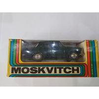 Авто модель москвич 412