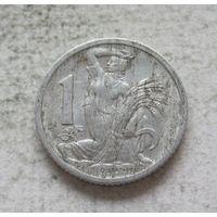 Чехословакия 1 крона 1950