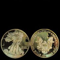 Монета США Liberty 2000,