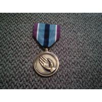 Медаль США За гуманитарную службу