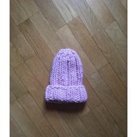 Шерстяная объёмная шапка Coccinelle, как новая