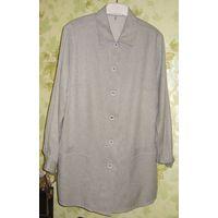 Лёгкий жакет-рубашка Neumann berlin р.52-54