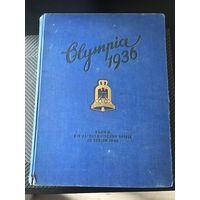 Альбом Olympia 1936, третий рейх, оригинал