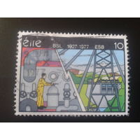 Ирландия 1977 электричество