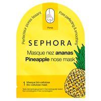 SEPHORA COLLECTION Маска для носа с ананасом. Новая коллекция