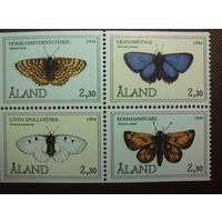 Аланд ( Финляндия )1994 г.