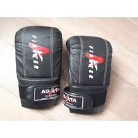 Перчатки боксерские Agata Fighter, тренировочные