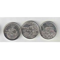 10 гривень  2019 года 3 Памятные монеты Украины  (3 штуки) 35