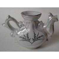Чайник из набора,фарфор,МФЗ,СССР