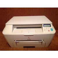 Лазерное МФУ (3 в 1) Xerox WorkCentre PE114e, не чипован