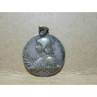 Франция медаль Жанна д'Арк, 1909 г
