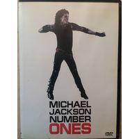 DVD MICHAEL JACKSON number ones