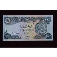 Ирак 250 динаров 2003 UNC