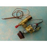 Кран с клапаном и датчиком духовки газовой плиты