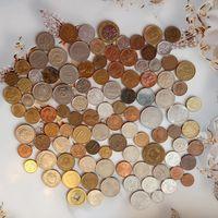 Монеты разных стран и времен 100 шт.    13