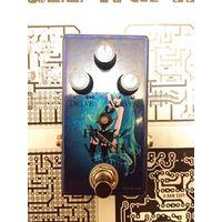 Гитарная педаль (примочка) аналог педали Fuzz War