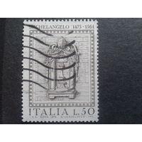 Италия 1975 работа Микельанджело