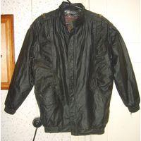 Куртка из кожзама деми р.46-48