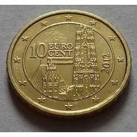 10 евроцентов, Австрия 2012 г.