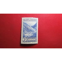 Андорра FR 1938г. Новые цвета