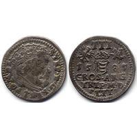 Трояк 1585, Стефан Баторий, Вильно. R