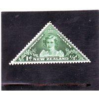 Новая Зеландия. Ми-275. Принцесса Маргарет 1 + 1/2. Серия: Медицинские марки .1943.