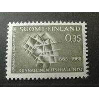 Финляндия 1965