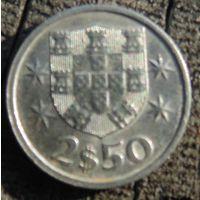 2,5 эскудо 1983 Португалия