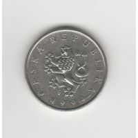 1 крона Чехия 1994 Лот 3170