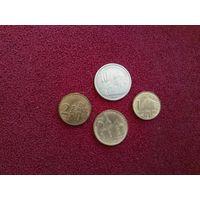 Сербия набор монет