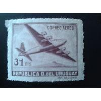 Уругвай 1952 самолет