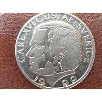 1 крона 1999 Швеция