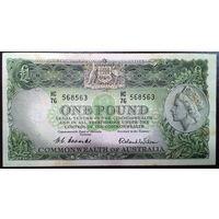Австралия, 1 фунт 1953 год, Р30