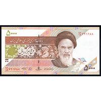 Иран / IRAN_2009_5.000 Rials_P#150.a_UNC