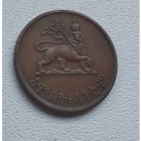 Эфиопия 5 центов, 1944 7-1-16