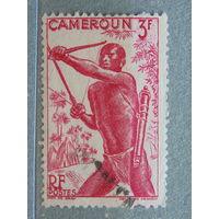 Французский Камерун 1946 г.