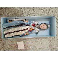 Кукла. Фарфор. 20 см.