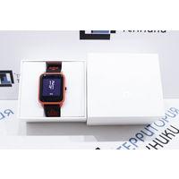 Смарт-часы Amazfit Bip Orange (GPS, ГЛОНАСС). Гарантия