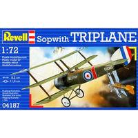 Сборная модель Самолет Sopwith Triplane,04187 Revell 1/72