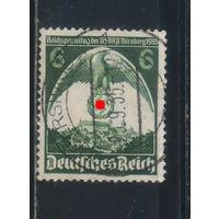 Германия Рейх 1935 7 партсъезд Нюрнберг #586