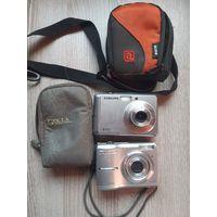 Фотоаппараты цифровые на запчасти