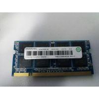Оперативная память для ноутбука SO-DIMM DDR2 2Gb Ramaxel PC-6400 RMN2230MH48D8F-800-LF (906032)