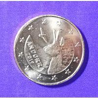 5 евроцентов Андорра 2019
